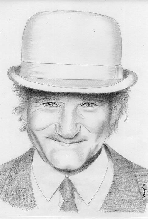 illustration gratuite  dessin  acteur  portrait  crayon - image gratuite sur pixabay