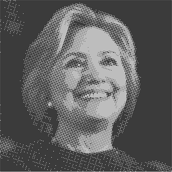 Hillary, Clinton, President, Woman