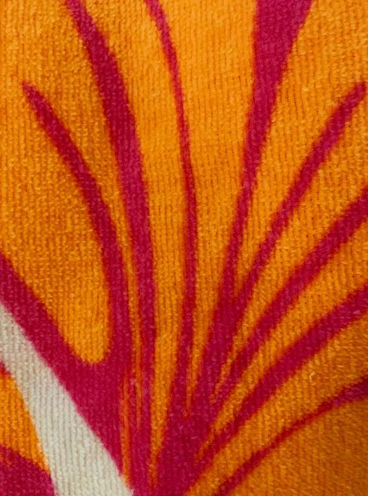 Free Photo Fabric Texture Textile Orange Free Image