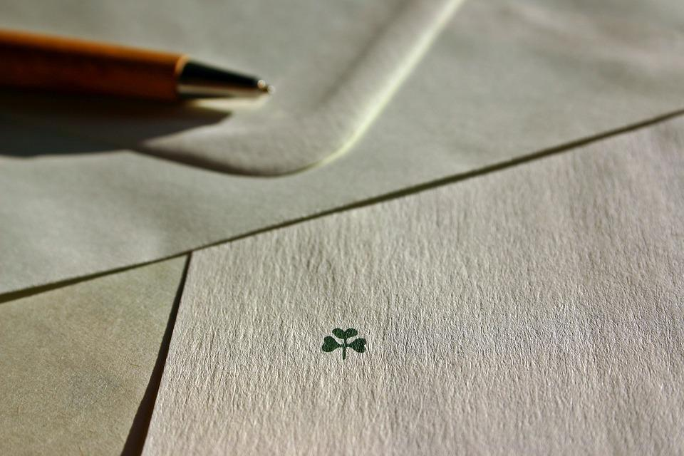 Brief Schreiben Umschlag Kostenloses Foto Auf Pixabay