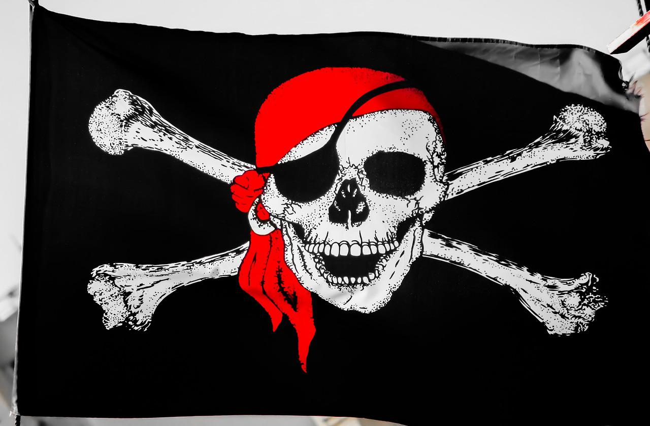 Картинка флага пиратов