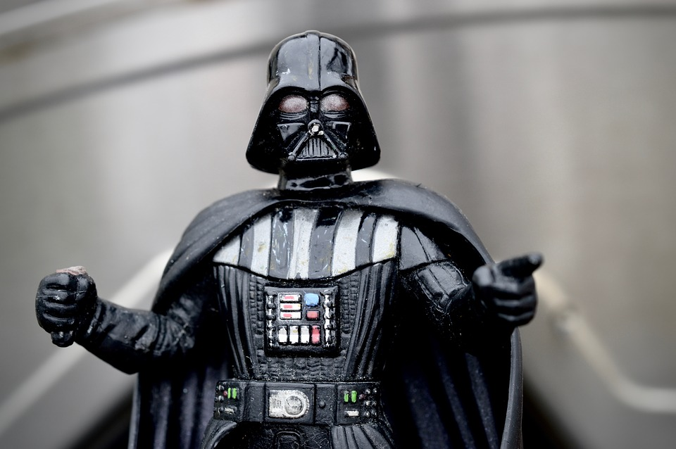 Star wars darth vader villain free photo on pixabay - Personnage de starwars ...