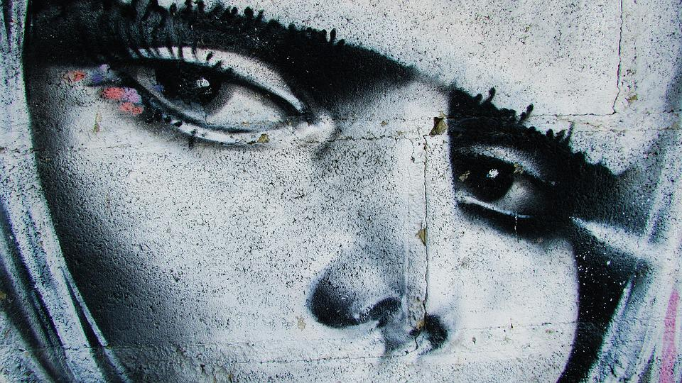 graffiti-visage