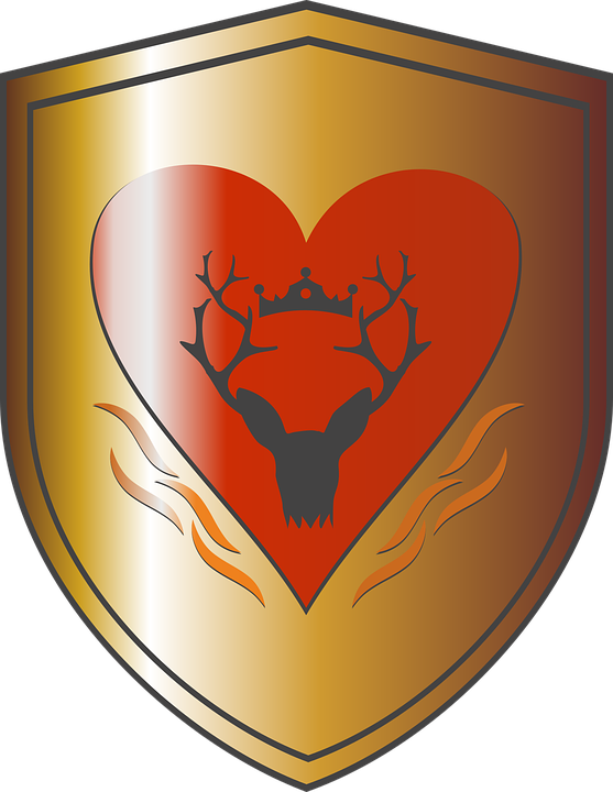 The Throne Game House Baratheon - Free vector graphic on Pixabay