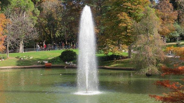 حديقة مدريد