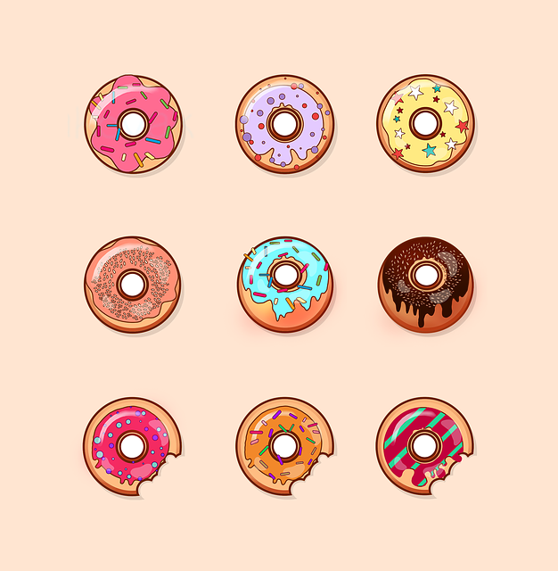 Donut Sweets Baking 183 Free Image On Pixabay