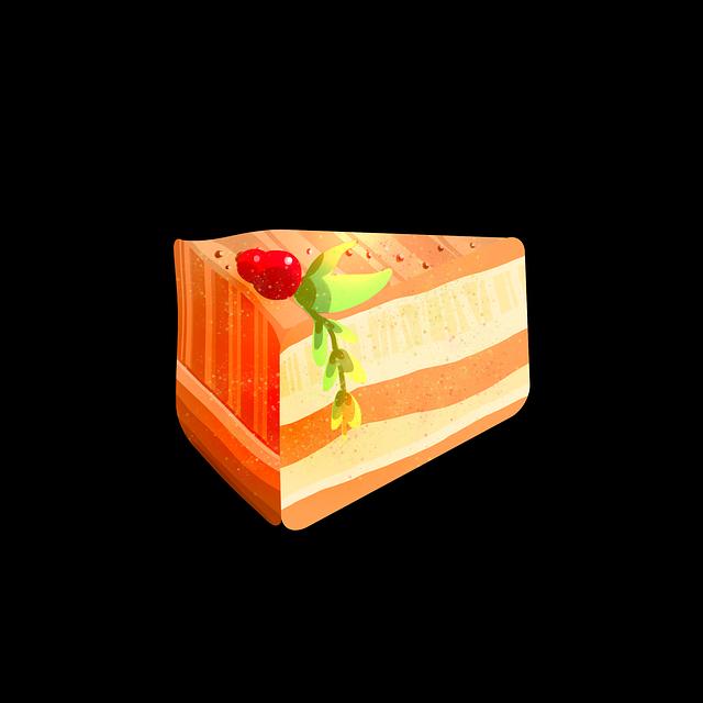 Kostenlose Illustration Kuchen Ein St 252 Ck B 228 Ckerei