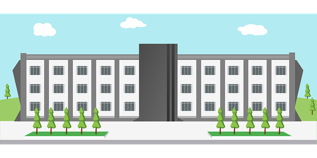 School Design Building Learning  C2 B7 Free Vector Graphic On