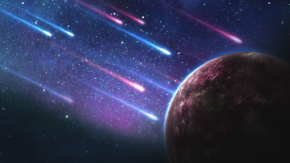 Space Galaxy Planet - Free image on Pixabay