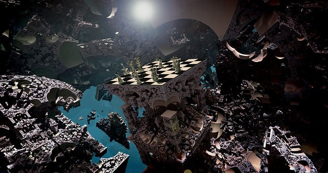 Fractals Environment, Chess, Chess Game