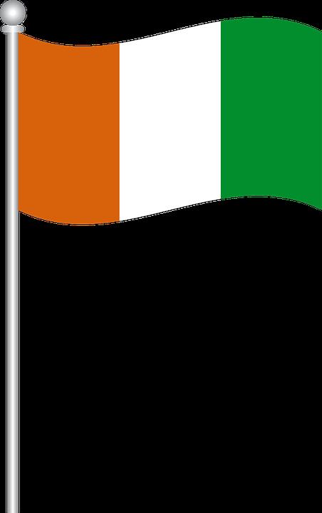 flag of ivory coast flag ivory coast world flags