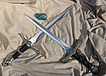 knife, weapon, middle ages