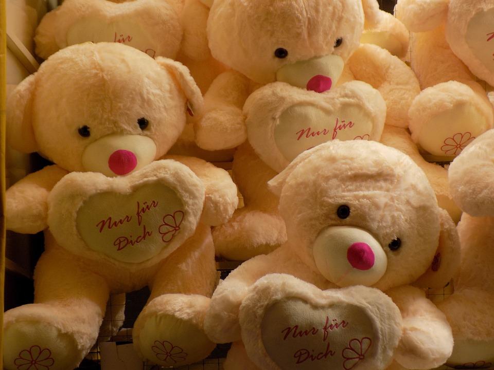 teddy bears stuffed animal kramer free photo on pixabay