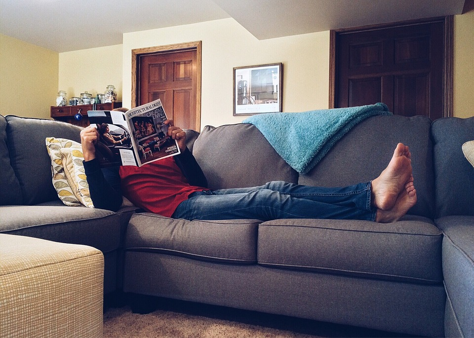 Home, Life, Sofa, Couch, Relax