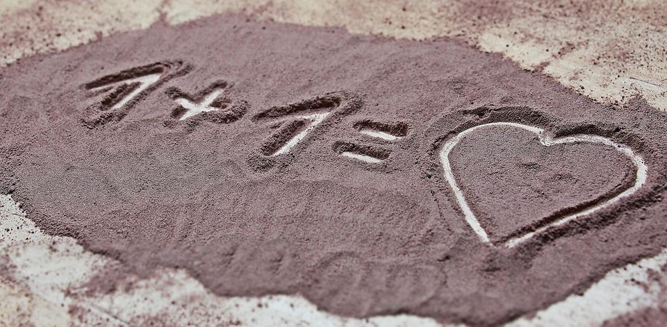 Liebe, Herz, 1 Herz, Zusammen