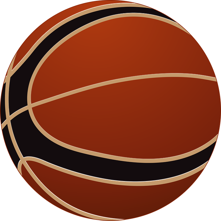 Free vector graphic basketball icon ball isolated free image on pixabay 1731918 for Free basketball vector