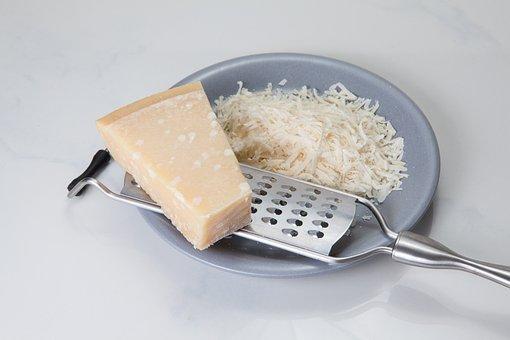 Parmesan, Ost, Rivjärn, Parmesanost