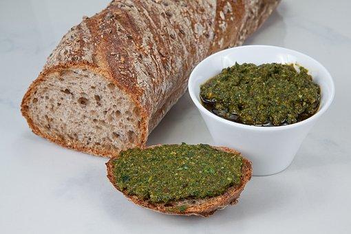 Pesto, Bärlauch-Basil-Pesto
