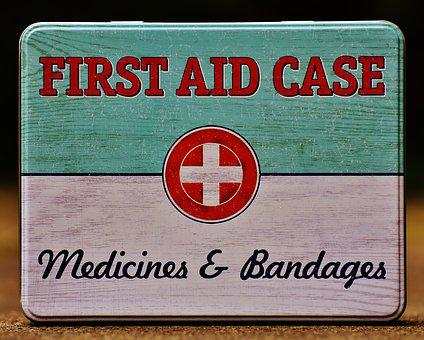 First Aid Kit List – Steps You Need To Take