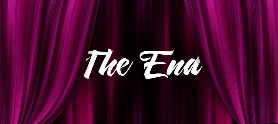 End, Curtain, Purple, Close, Guy, Theater, Film, Cinema