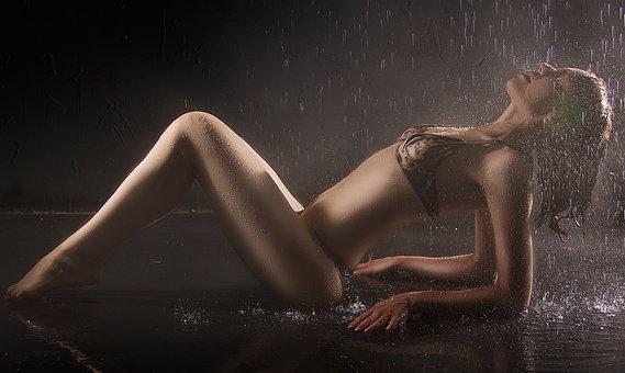 Girls in hose naked