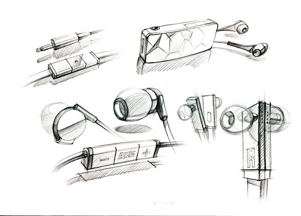 Idea Sketch Product Design