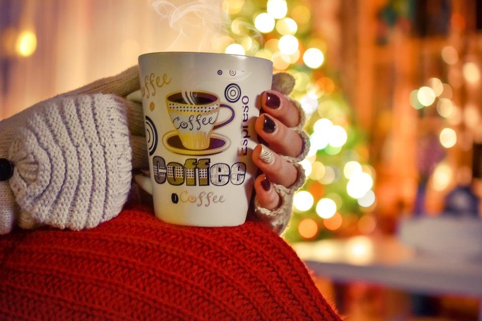 Coffe, Mùa Đông, Lạnh, Nóng, Uống, Cốc, Thư Giãn