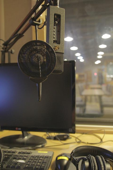Mike, Sonorisation, Podcast, Studio D'Enregistrement