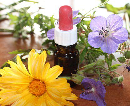 Natural Medicine, Flower Essences
