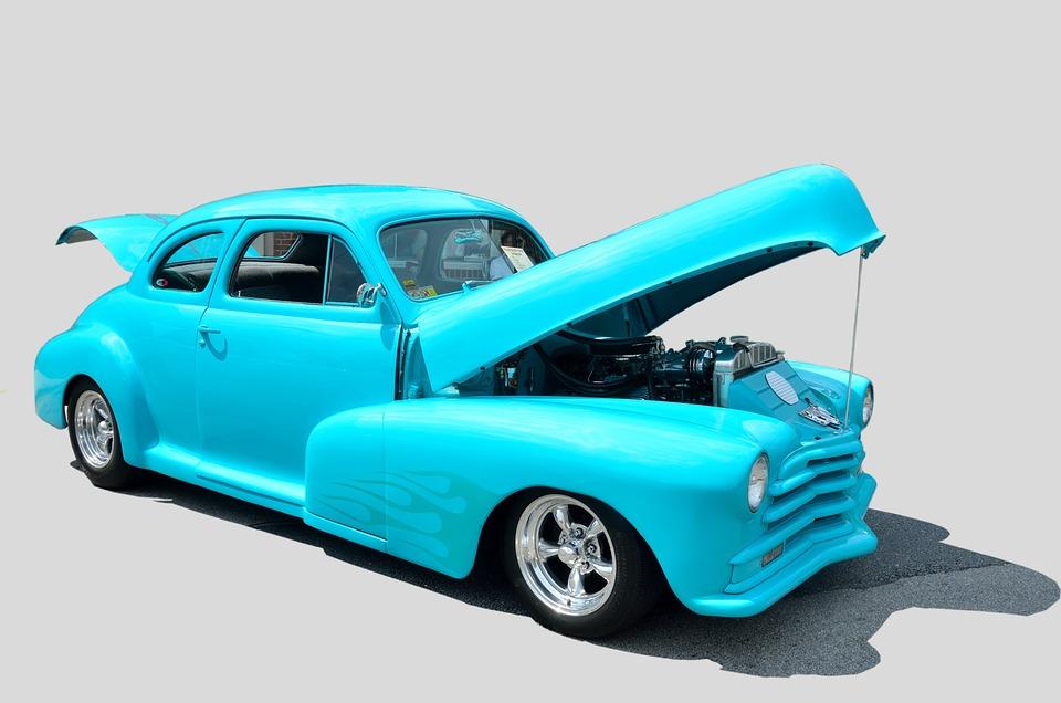 Free photo: Classic Car, Design, Vintage, Retro - Free Image on ...