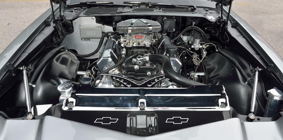 Free Photo Car Engine Motor Engine Vehicle Free