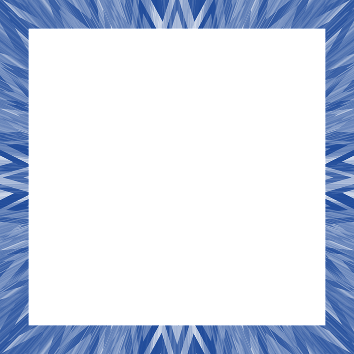 Blue Radiates Abstract Free Image On Pixabay