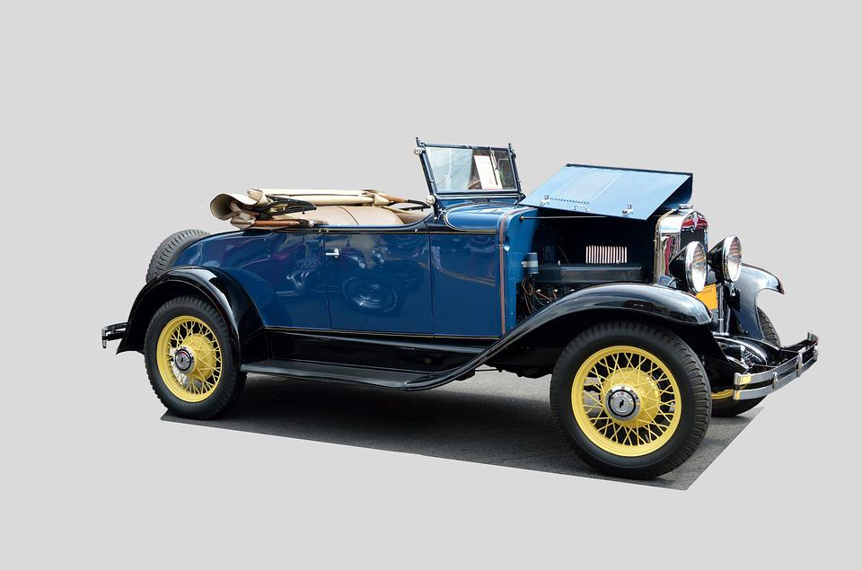 Free photo: Vintage Car, Classic, Convertible - Free Image on ...