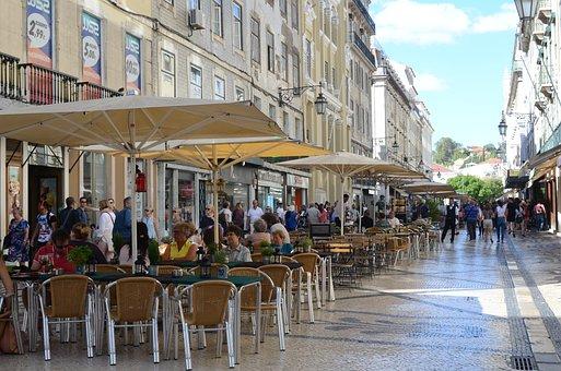 Baixa Pombalina Centro de Lisboa
