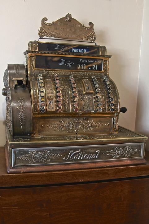 Ongekend Kassa Registrierkase Geld Op Te - Gratis foto op Pixabay MY-51