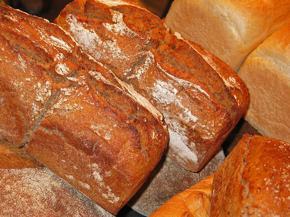 Brot Bäcker Backen Kostenloses Foto Auf Pixabay