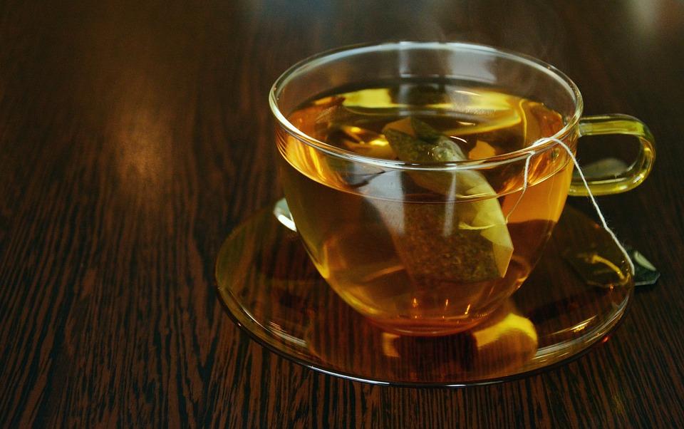 Tee, Cangkir, Kantong Teh, Minum, Minuman Panas