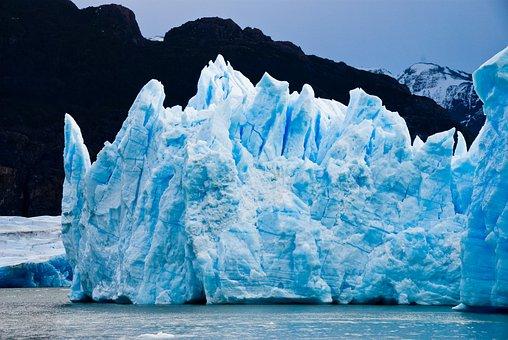 Glacier Patagonia Ice Nature Torres Del Pa