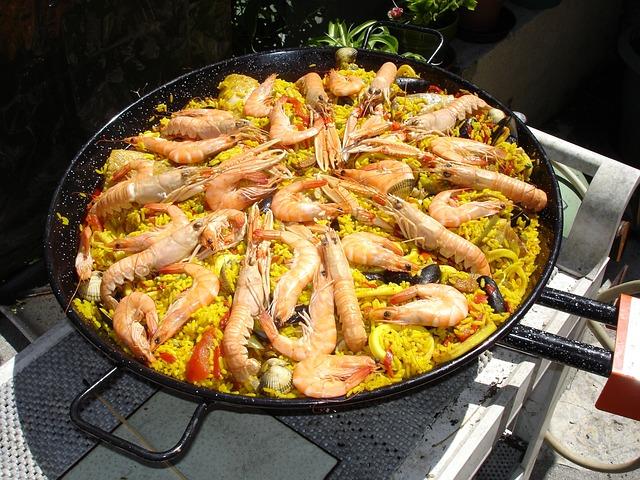Cuisine Espagnol Paella Plat · Photo gratuite sur Pixabay