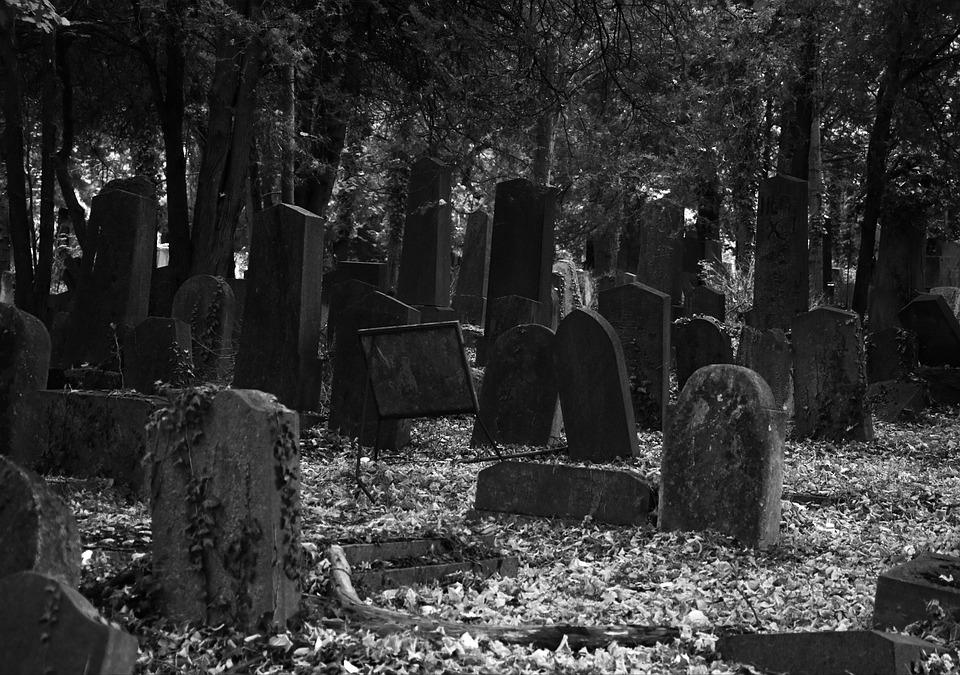 Free Photo Cemetery Tombstone Death Leave Free Image