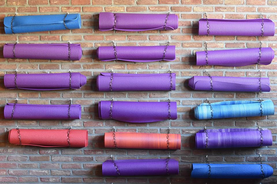 Yoga Mat, Mats, Colors, Yoga, Wall, Relaxation, Mat