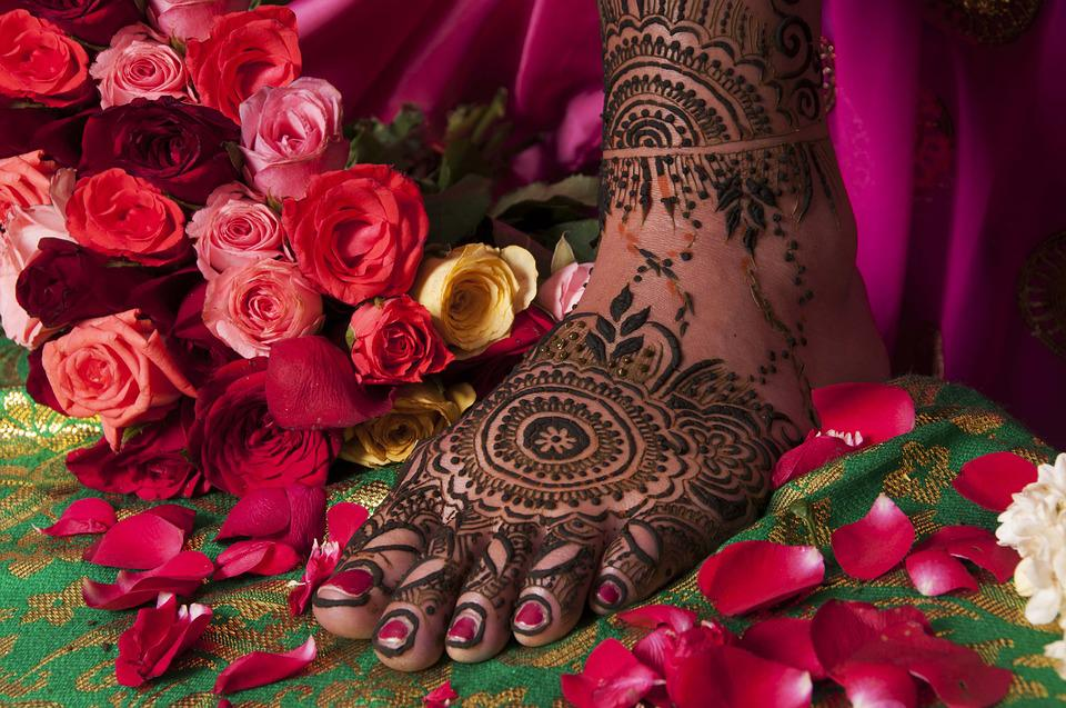 Mehndi For Bride : Mehndi designs henna bride · free photo on pixabay