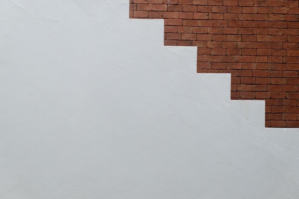 Montascale muro white · foto gratis su pixabay