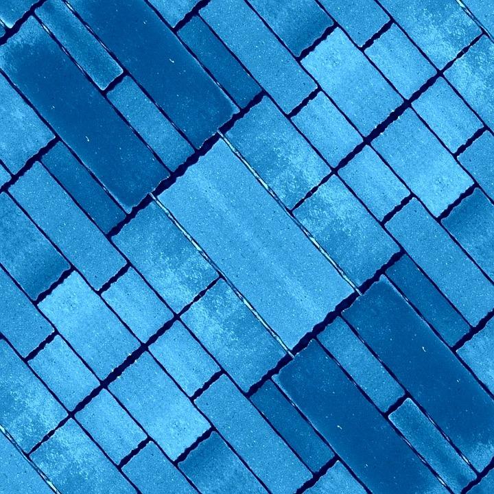 Blue Stone Pavers · Free image on Pixabay