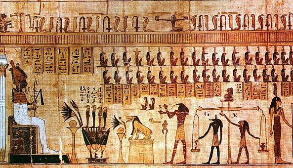 Egypt, Papyri, Royals, Egypt, Egypt
