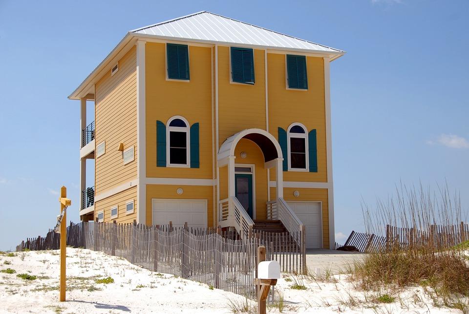 Florida Beach Home House Real - Free photo on Pixabay