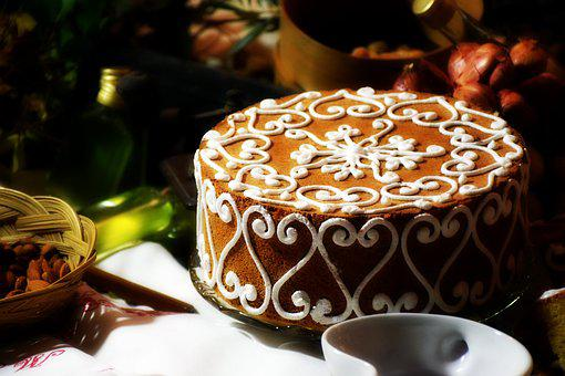 Cake, Traditional, Croatia, Baking, Food