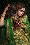 wzory mehndi, henna, panna młoda