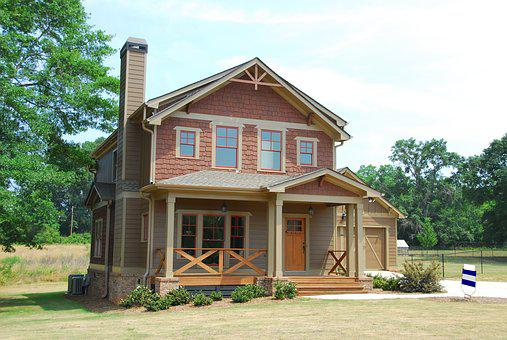 New Home Construction Real Estate