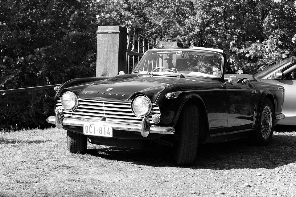 Free photo: Machine, Retro, Old Cars, Rare Car - Free Image on ...